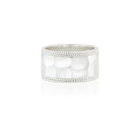 Anna Beck hammered cigar band