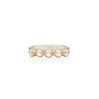 Anna Beck Multi Pearl ring