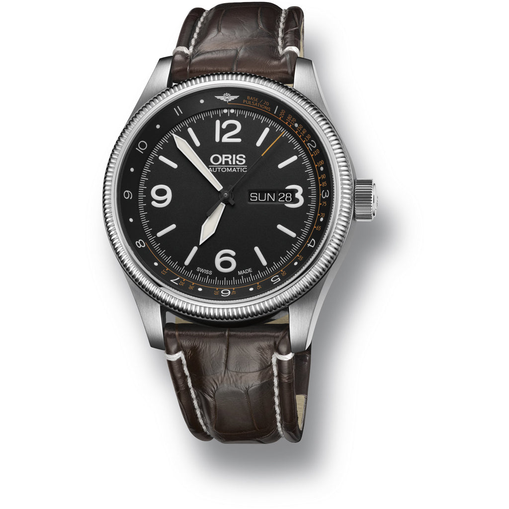 Oris Big Crown Royal Flying Doctor Limited Edition 	01 735 7728 4084-Set LS