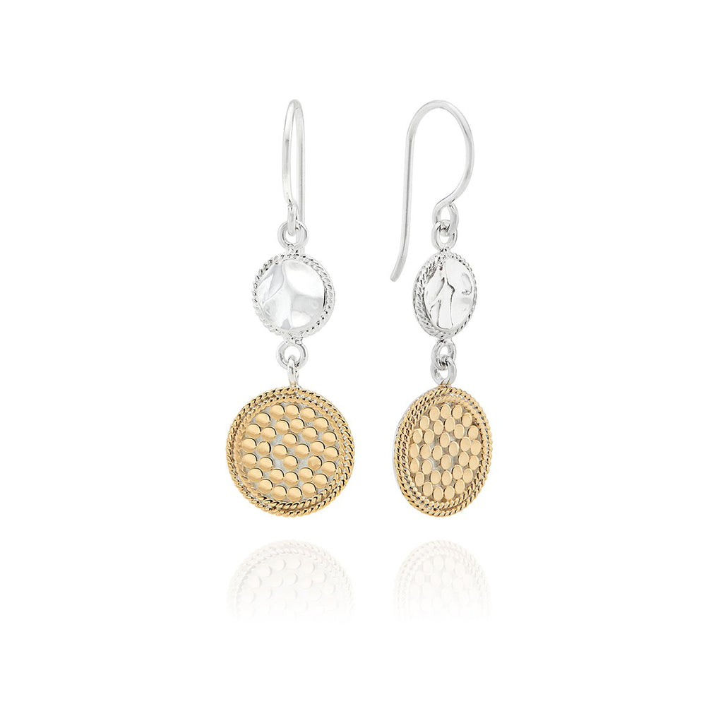 Anna Beck Double Drop Earrings