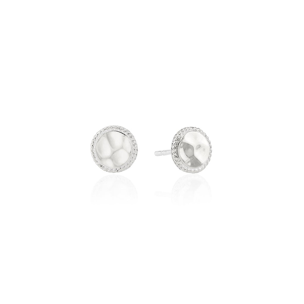 Anna Beck Hammered Studs