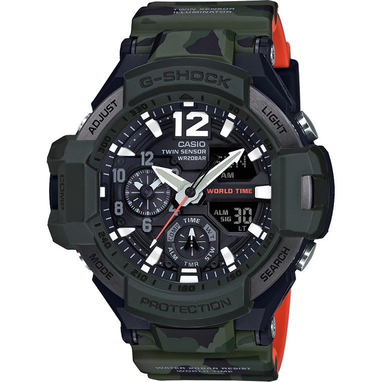 Casio G-Shock GA1100SC-3