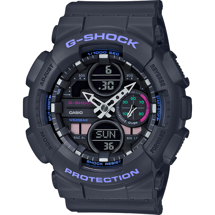 Casio G-Shock GMAS140-8A