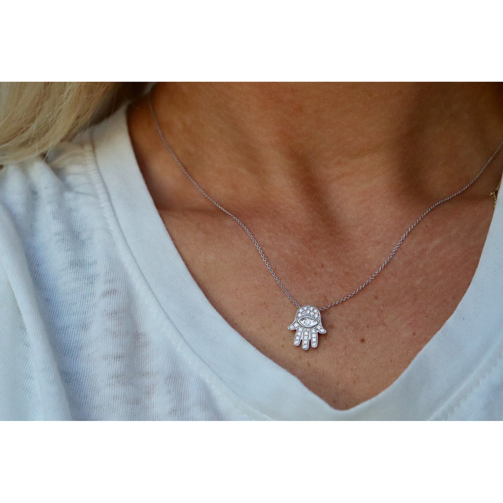 Roberto Coin Drop Pendant Necklace