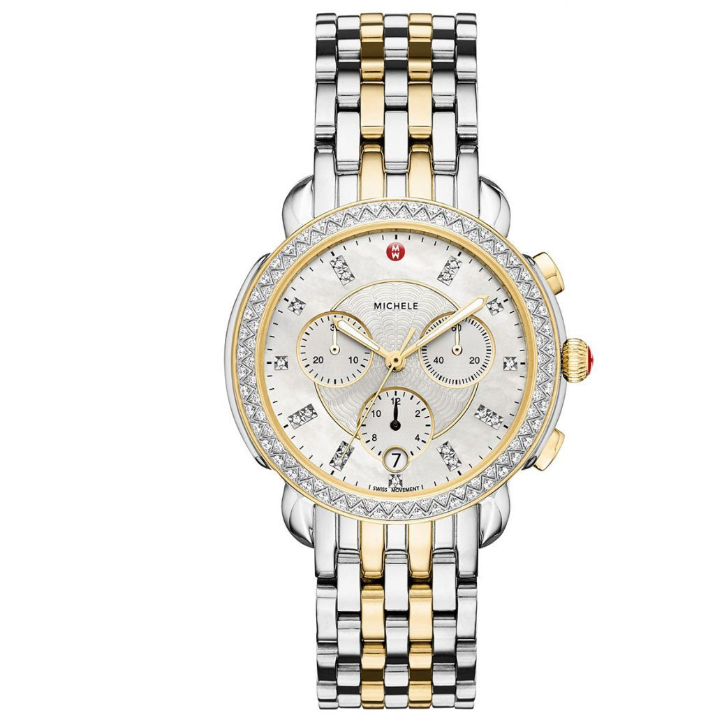 Michele Sidney Two-Tone Diamond