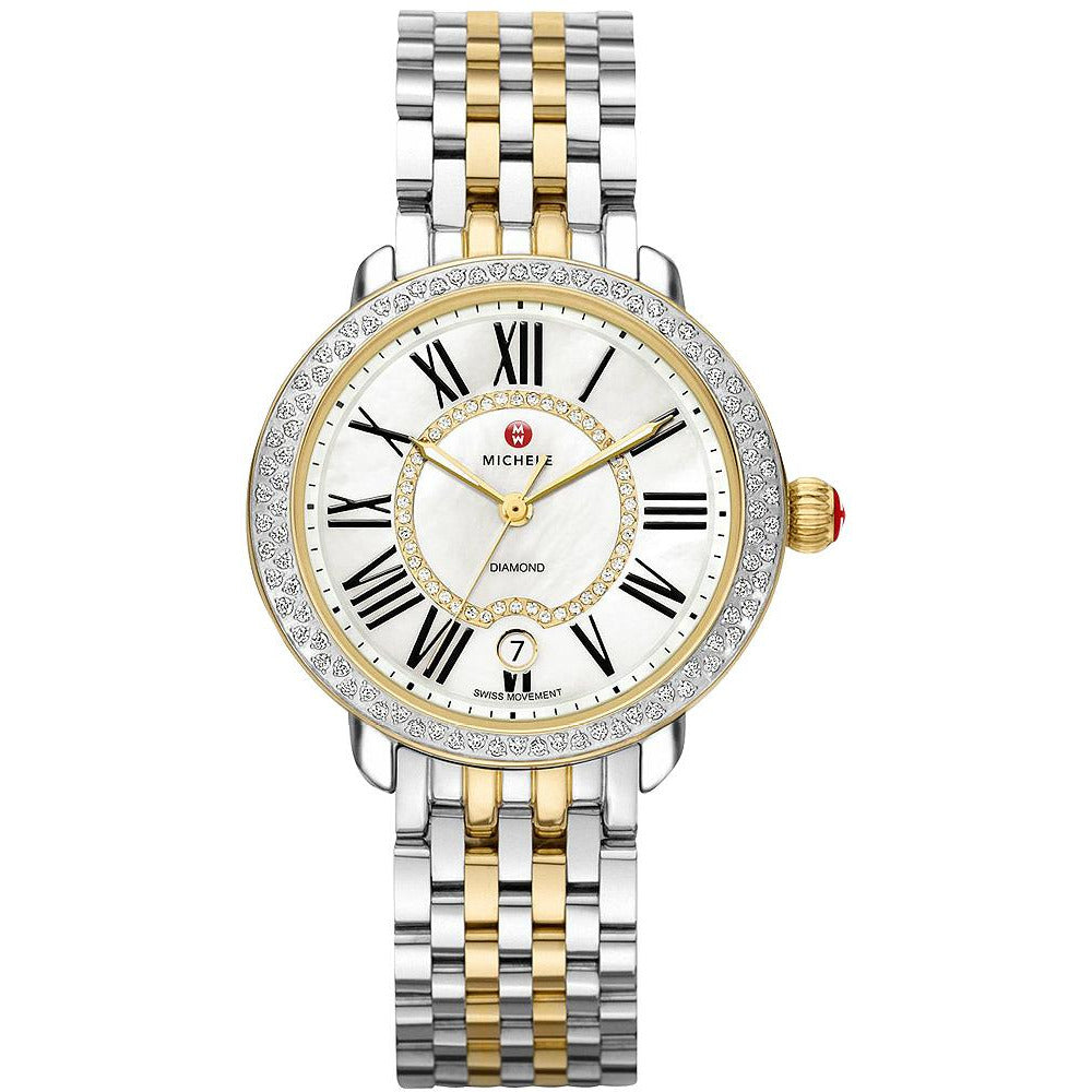 Michele Serein Mid Two-Tone Diamond