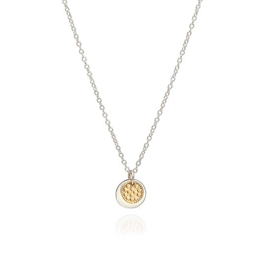 Anna Beck Circle of Life Layered Disc Necklace