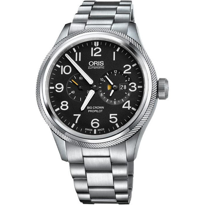 Oris Big Crown ProPilot Worldtimer 01 690 7735 4164-07 8 22 19-1