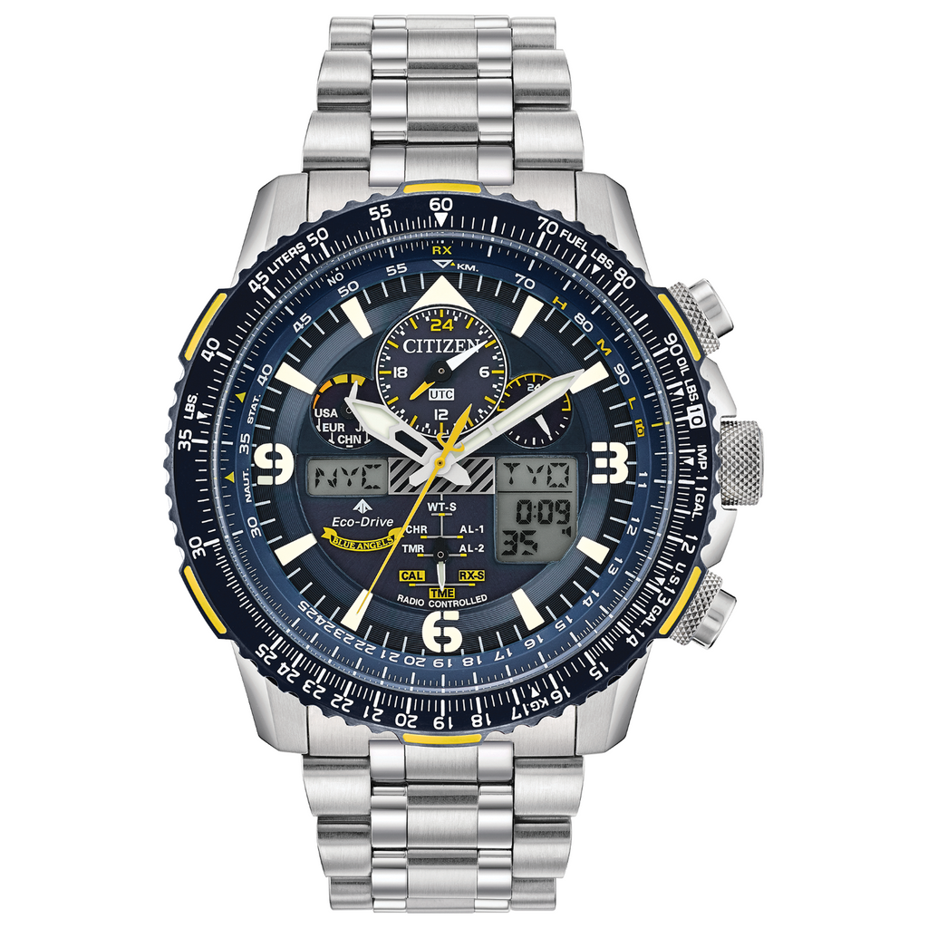 Citizen Promaster Blue Angels Skyhawk A-T