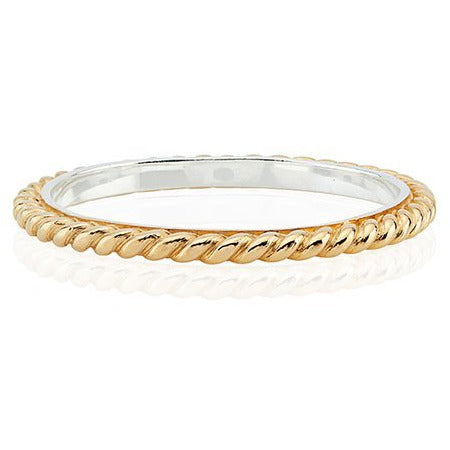 Anna Beck Classic Twisted Ring