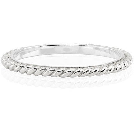 Anna Beck Classic Twist Ring