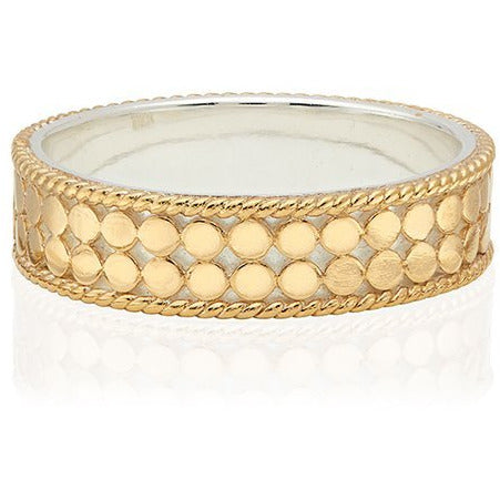 Anna Beck Dotted Band Ring