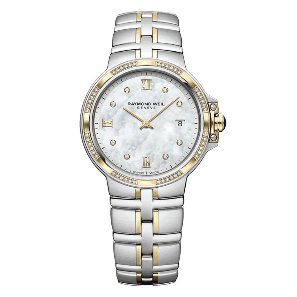 Raymond Weil Parsifal Two-Tone Diamond