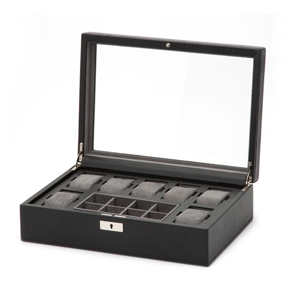Wolf Howard 7-piece Watch Storage Box