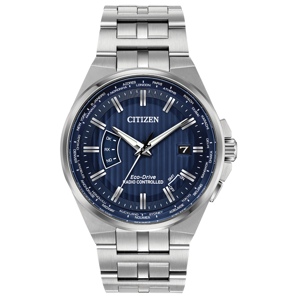 Citizen World Perpetual A-T. CB0160-51L