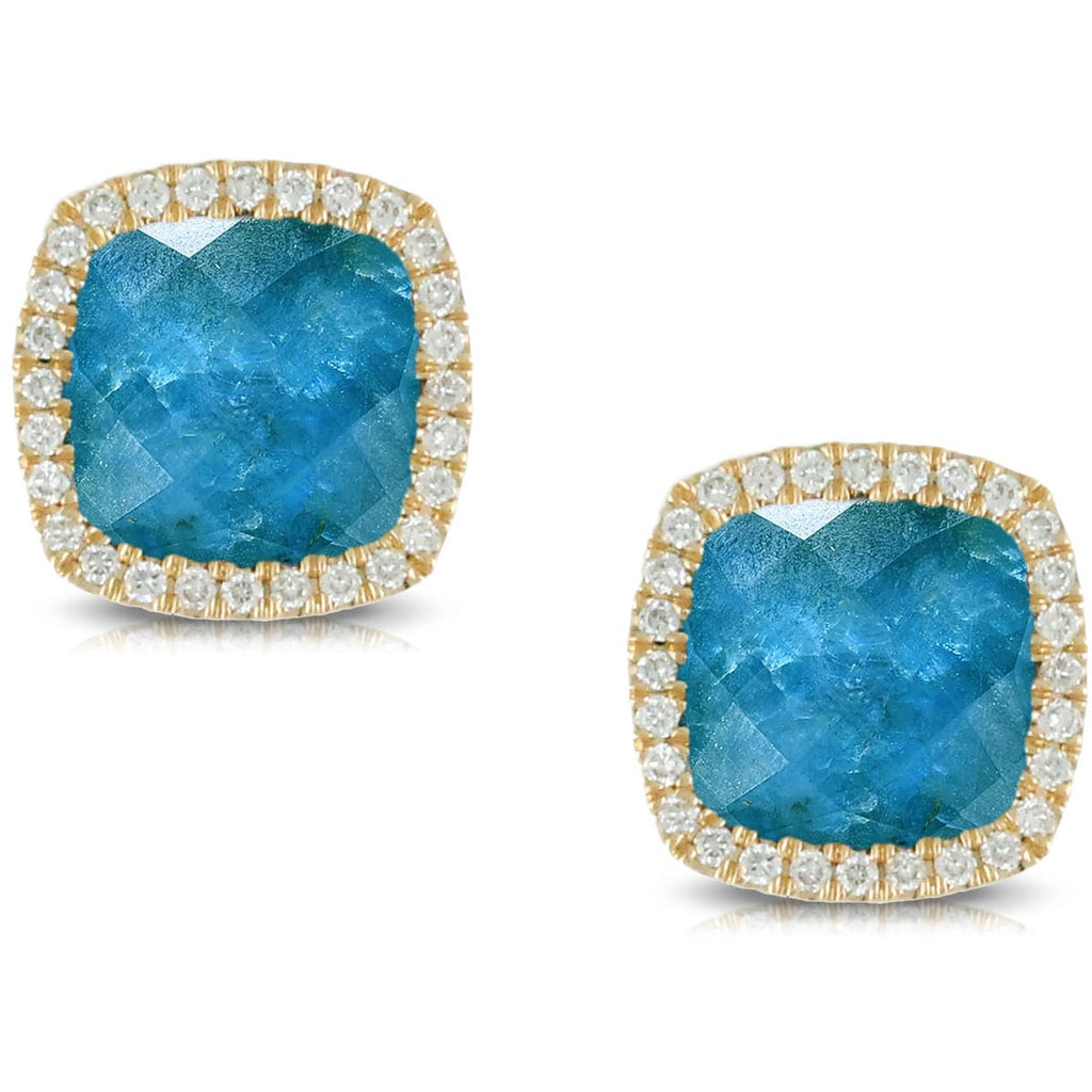 Doron Paloma Apatite Stud Earrings