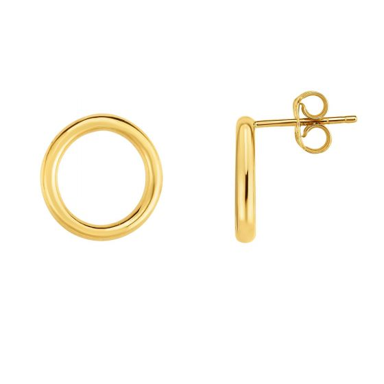 Royal Chain Group Gold Earrings