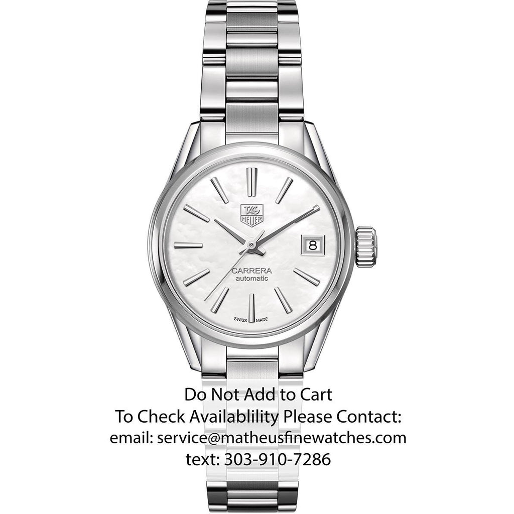 TAG Heuer Ladies Carrera Automatic Watch