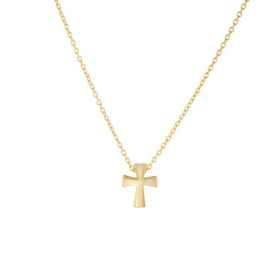 Royal Chain Group Cross Pendant Necklace NCK1328-18