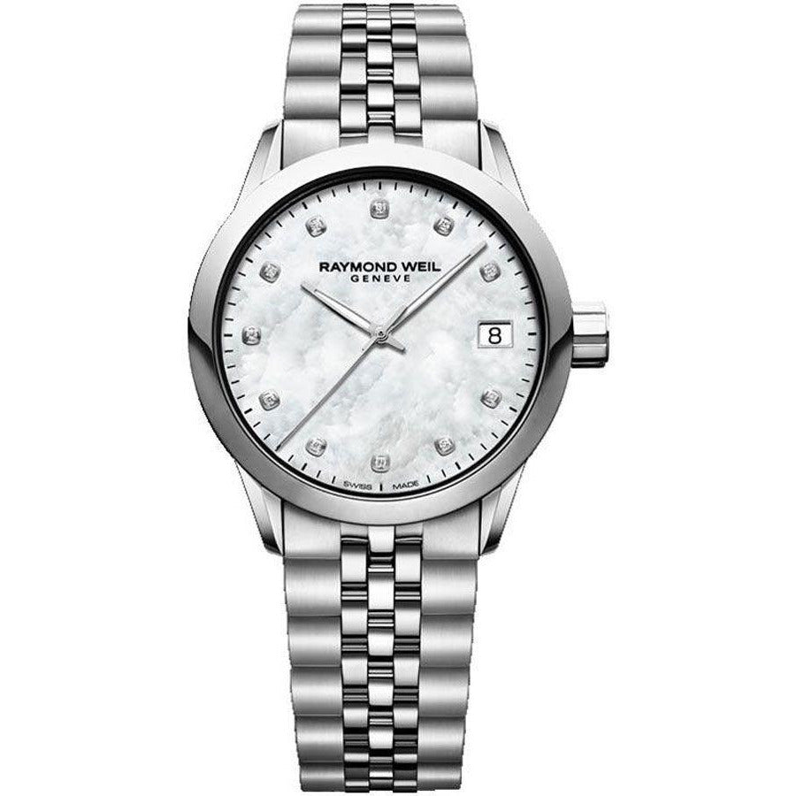 Raymond Weil Freelancer 34mm