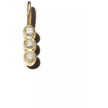 3 Diamond Drop Charm by Zoe Chicco