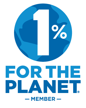 1% for the planet - giving back