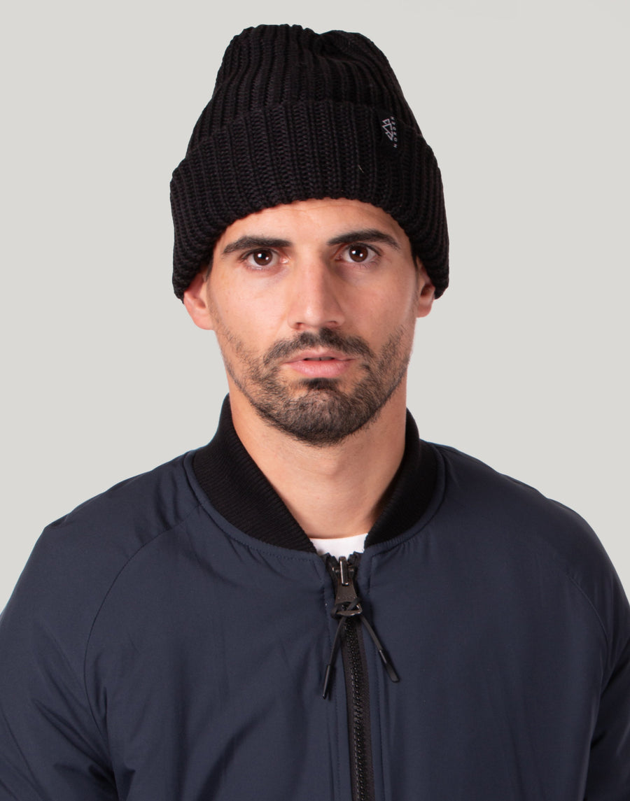 Nisse Toque - Black