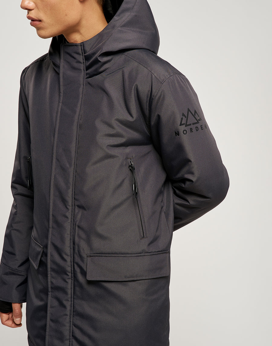 Anderson Parka - Charcoal