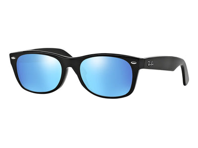 NEW WAYFARER - Polished Black