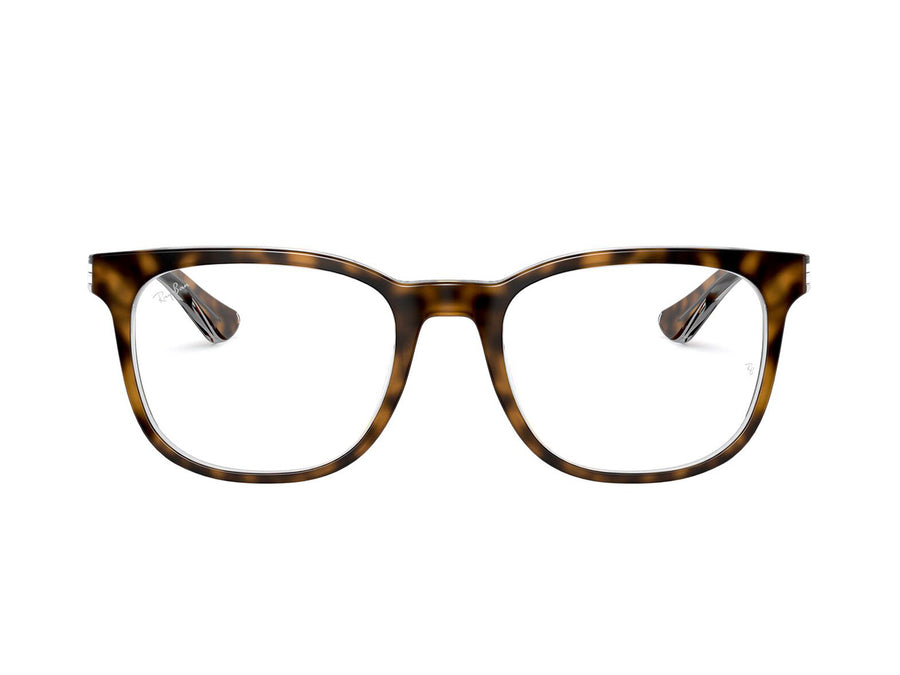 RAY-BAN RB5369 - Tortoise/Transparent