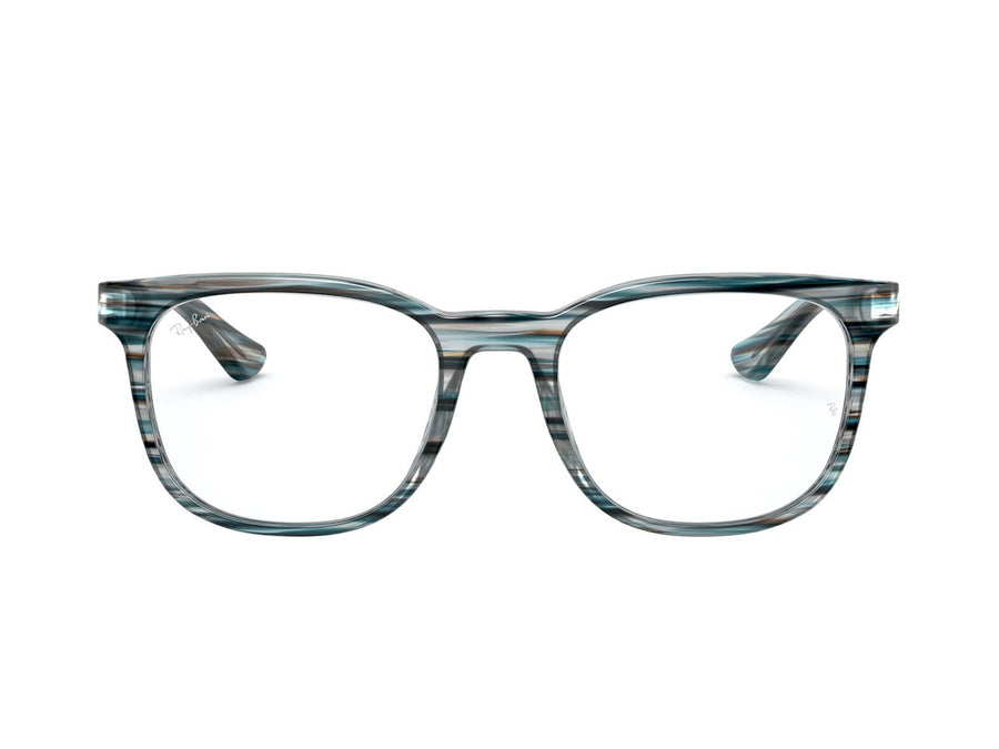 RAY-BAN RB5369 - Striped Blue/Grey