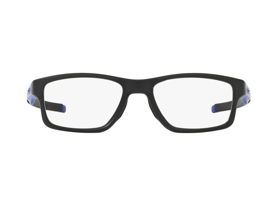 OAKLEY CROSSLINK MNP - Satin Black/Blue