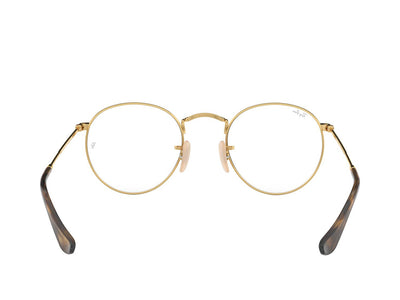 RAY-BAN ROUND METAL - Gold