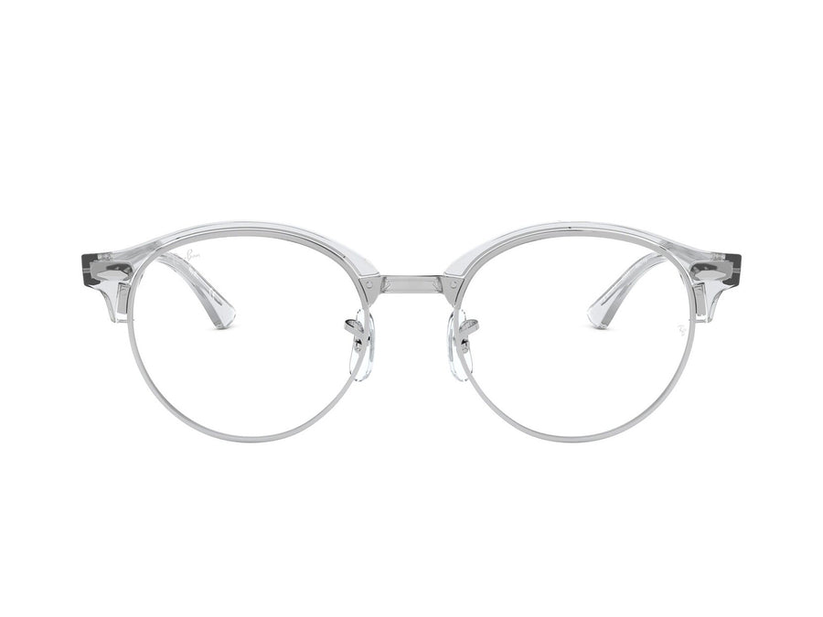 RAY-BAN CLUBROUND - Transparent
