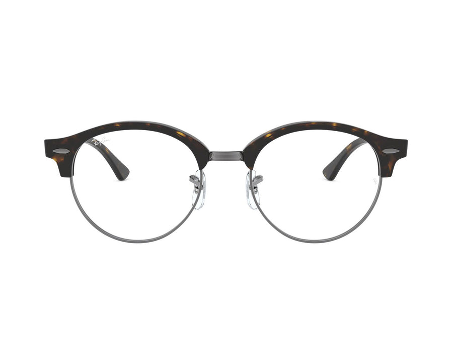 RAY-BAN CLUBROUND - Tortoise