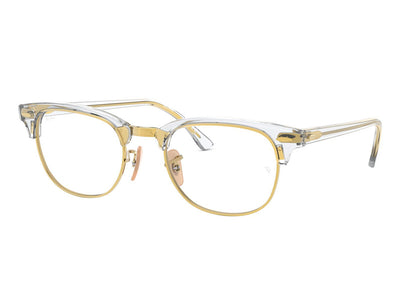 RAY-BAN CLUBMASTER - Transparent