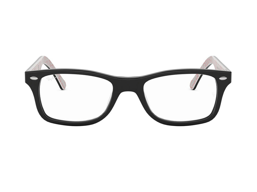 RAY-BAN RB5228 - Black/White