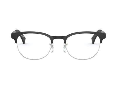 RAY-BAN RB6317 - Black/Silver