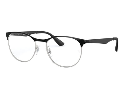 RAY-BAN RB6365 - Black/Silver