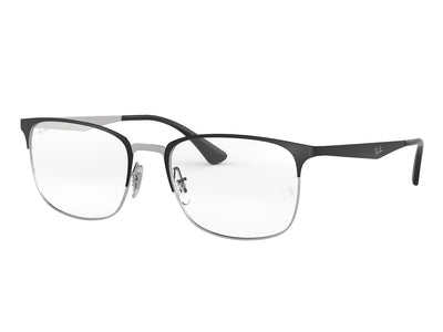 RAY-BAN RB6421 - Silver/Matte Black