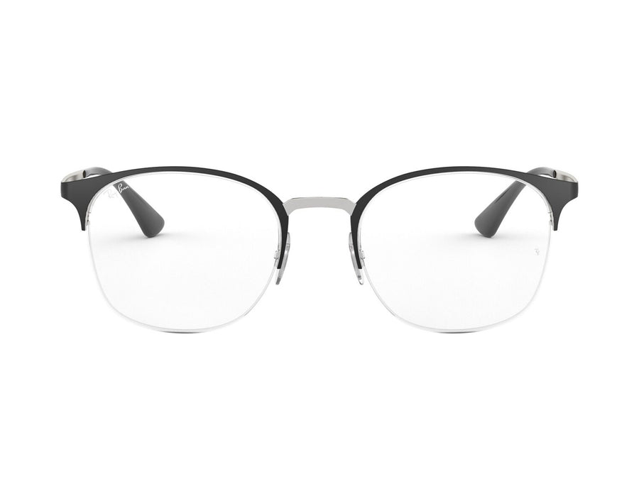 RAY-BAN RB6422 - Silver/Matte Black