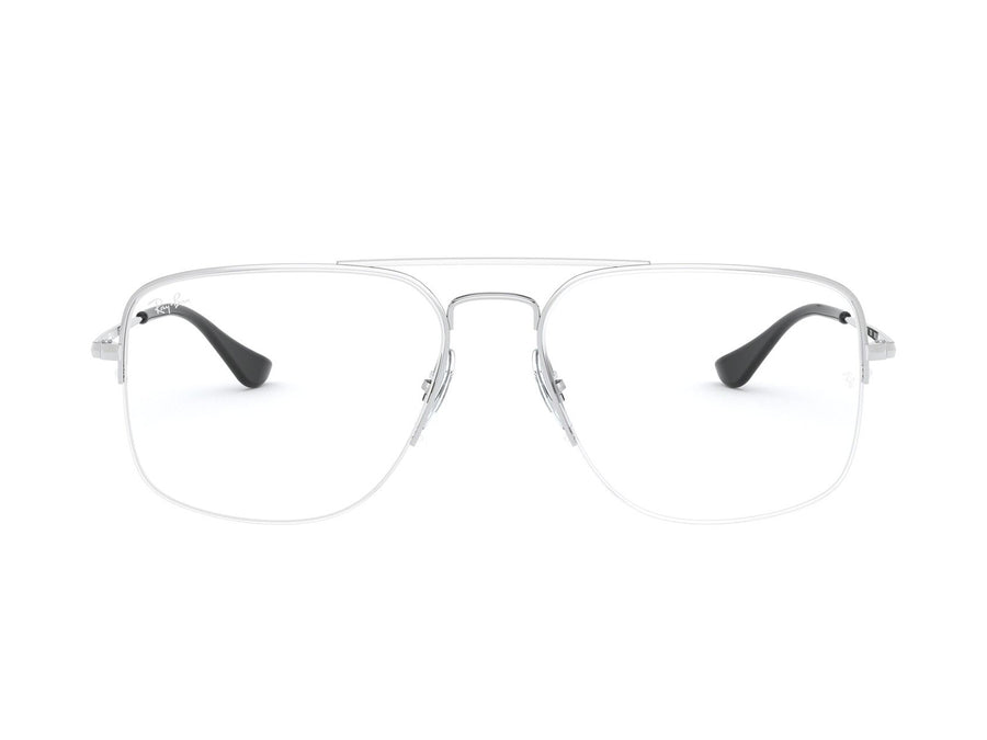 RAY-BAN GENERAL GAZE - Silver