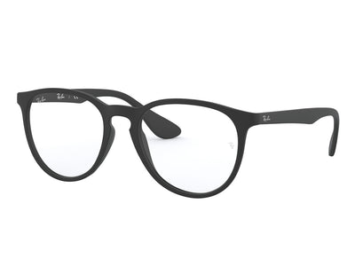 RAY-BAN ERIKA - Black Rubber