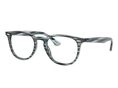 RAY-BAN RB7159 - Blue Grey Striped