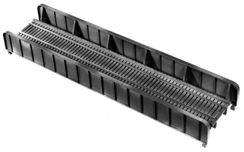 Plate Girder Bridge/ Single Track- HO Scale Kit