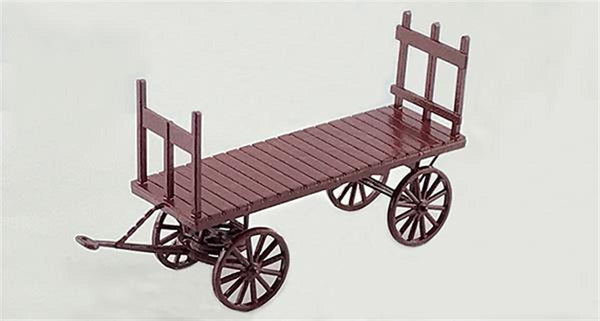 BAGGAGE WAGON - HO Scale Kit