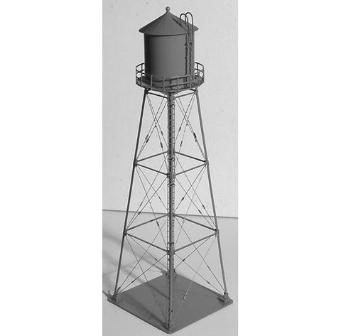 Steel Water Tank - HO Scale Kit
