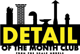 Detail of the Month Club - 12 Months - U.S. Only