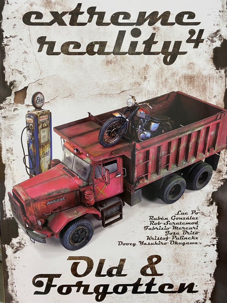 Exreme Reality 4: Old & Forgotten - Book by AK Interactive