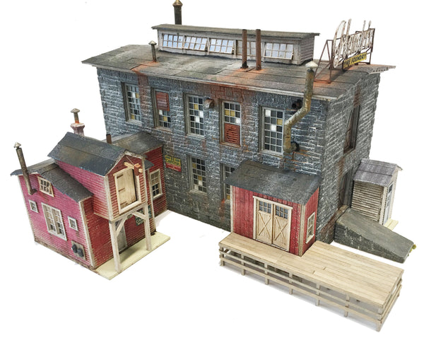 Hendrix Type Foundry - HO  Scale Kit